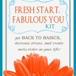 Fresh Start Fabulous You KIT - eCover